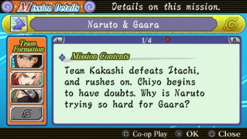 NARUTO SHIPPUDEN: Ultimate Ninja Heroes 3 demo now available on Playstation Network
