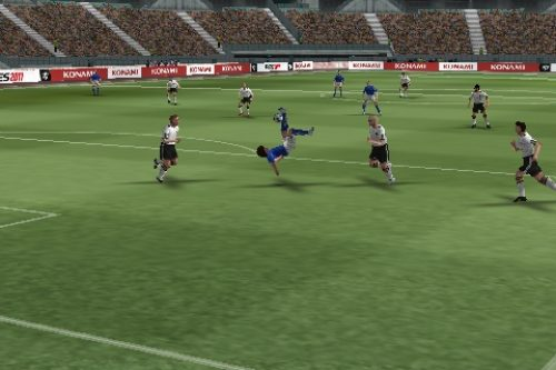 PES 2011 comes to Android