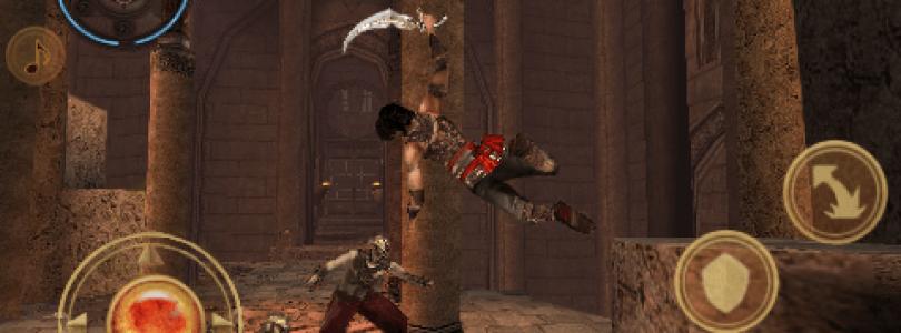Prince Of Persia – iPhone & iPAD Exclusive Screenshots