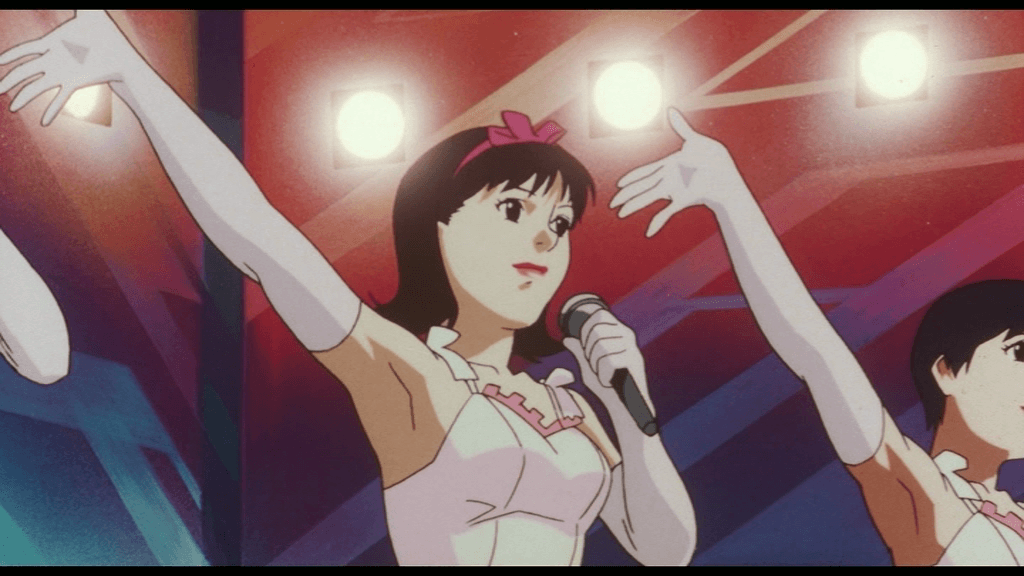 Perfect Blue Anime Review Capsule Computers