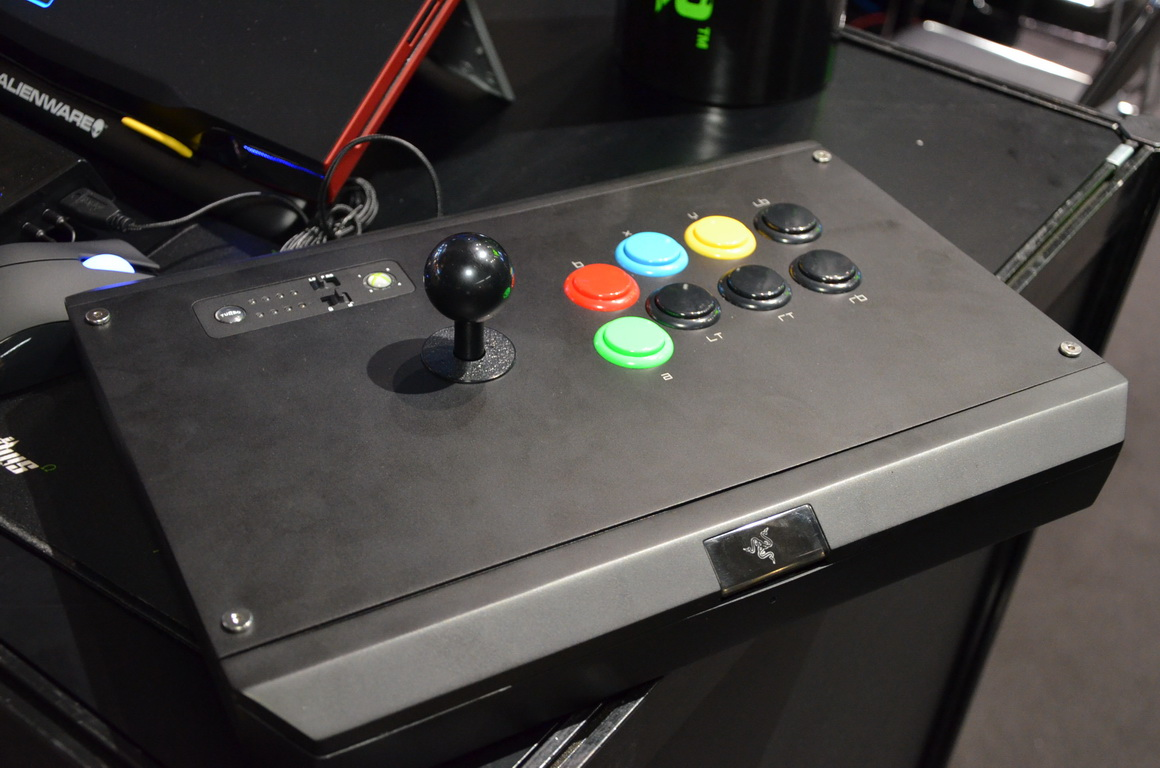 how to make an arcade stick for pc