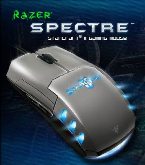 Official StarCraft II peripherals from Razer