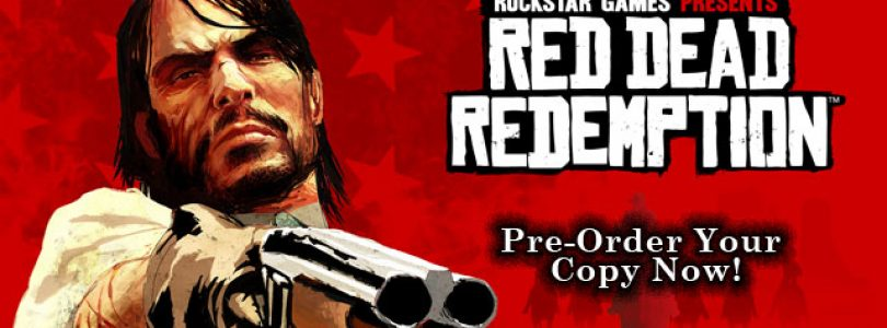 PRE-ORDER Red Dead Redemption for a CRAZY CRAZY PRICE !!!!