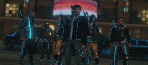 New Saints Row The Third Gang Trailer: Meet The Deckers