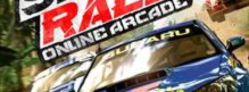 Sega Rally Online Arcade Review