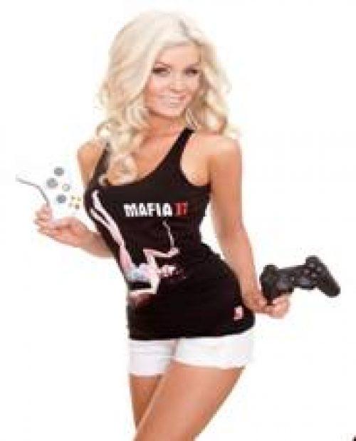 Playmate Sheridyn Fisher announced as ambassador for Mafia II…