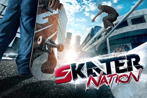 Skater Nation Now Live on the AppStore for $8.99
