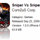 Sniper Vs. Sniper – Video Review for the Apple iPhone / iTouch