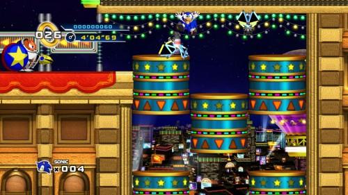 New Batch of Sonic 4 Screenshots