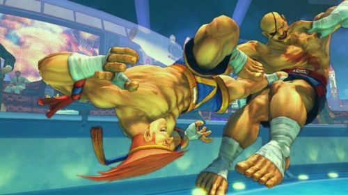 E. Honda Coming to Street Fighter 4 for Iphone