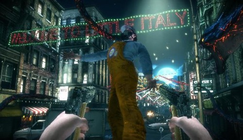 The Darkness II announced for fall 2011