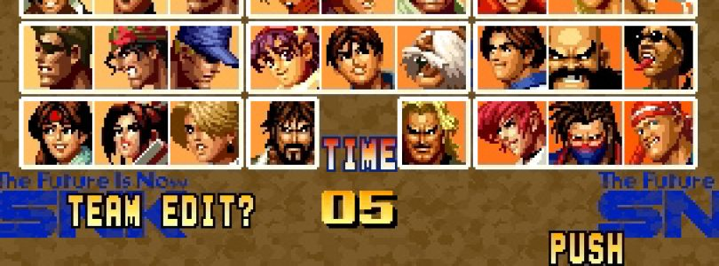 The King of Fighters '95 – PSN Review