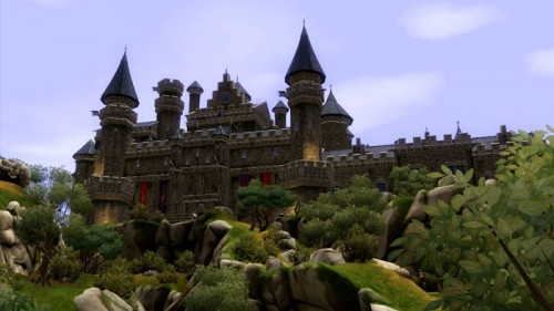 The Sims RPG? The Sims Medieval announced for PC and Mac