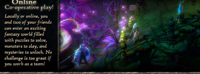 Trine 2 – Debut trailer and the first details!