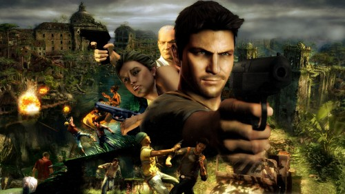 Spike VGA head into Uncharted waters
