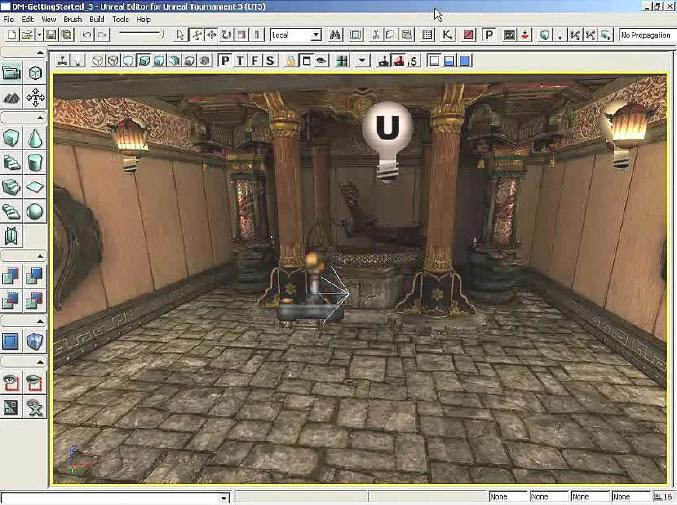 Unreal Engine Unreal-Engine-3