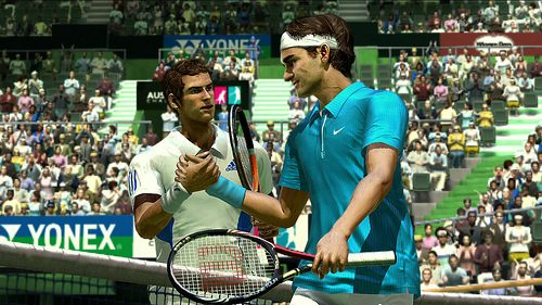 Virtua Tennis 4 plus XBOX360 Trailer
