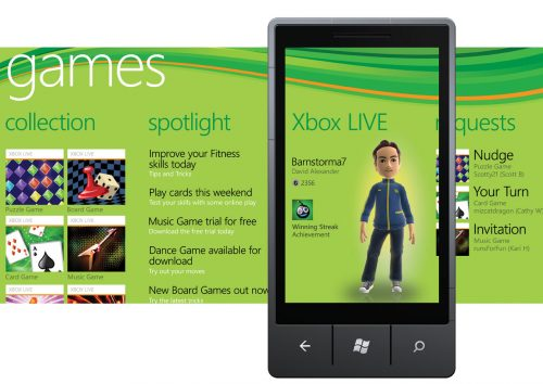 Windows 7 Phone Games Released for the month of December