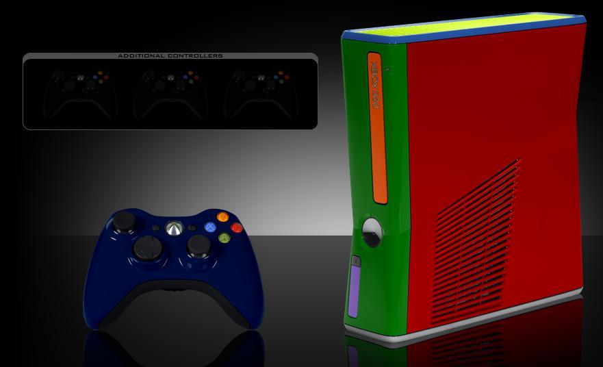 Custom xbox 360 car interior design for Interior design xbox game