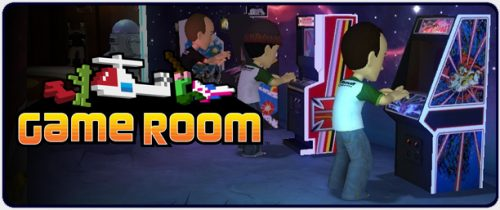 Game Room- Game Pack 004 Now Available