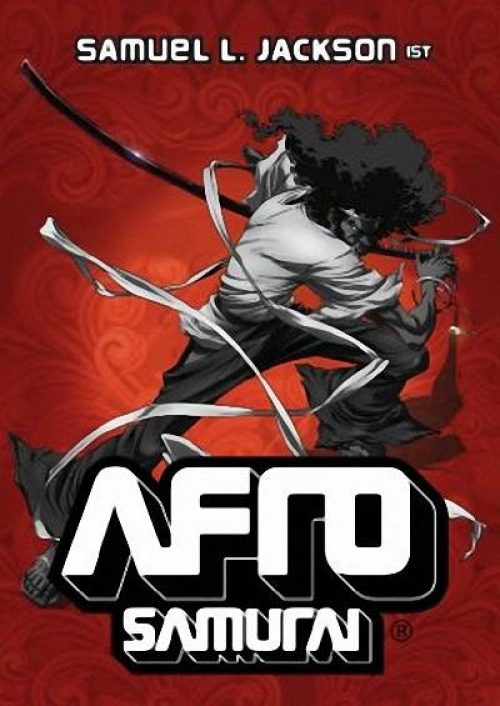 Afro Samurai Live-Action adaptation brought to you by Samuel L. Jackson