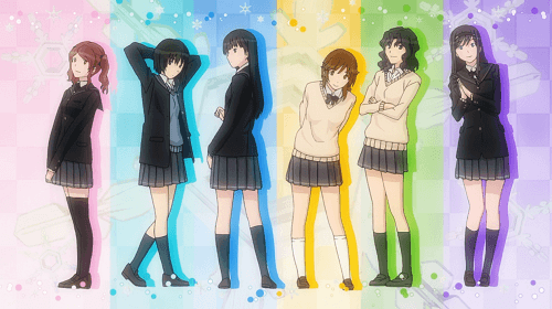 Amagami SS will get a second season