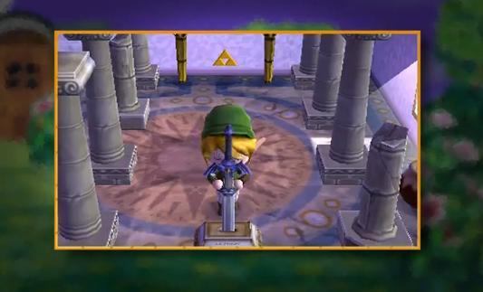 Animal Crossing 3ds Zelda 01 Capsule Computers