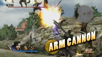 Dynasty Warriors 7 – new trailer shows off new stuff