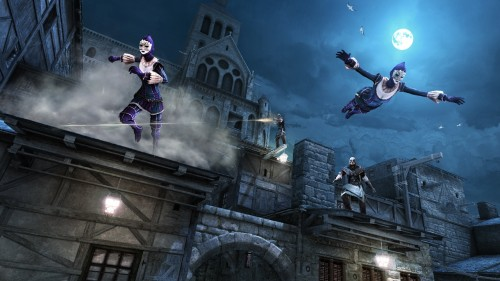 Free AC: Brotherhood DLC updates the Animus Project