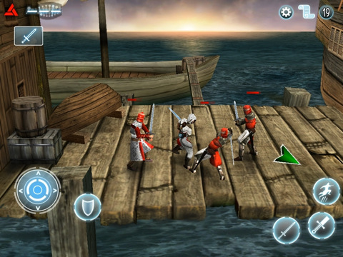 Alphega Iphone Ipod And Ipad Games Assassin S Creed Altair S