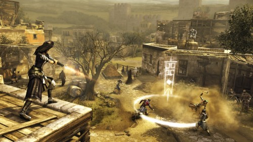 Assassin's Creed: Revelations beta begins on September 3rd exclusively on PS3