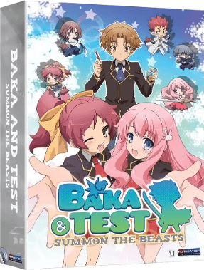 List of Baka and Test episodes - Wikipedia