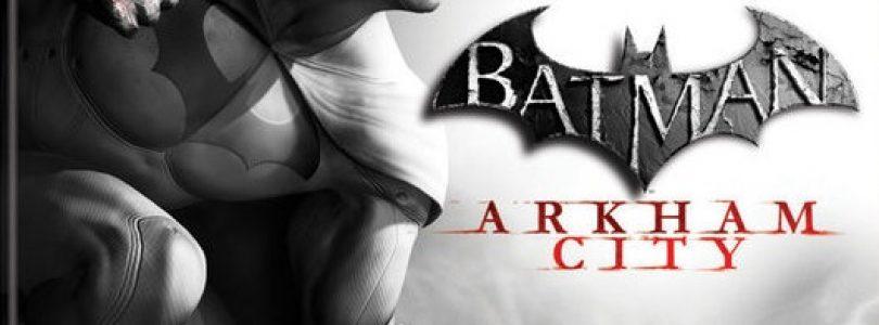 Batman: Arkham City's final boxart revealed
