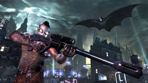 New Batman: Arkham City Screenshots!