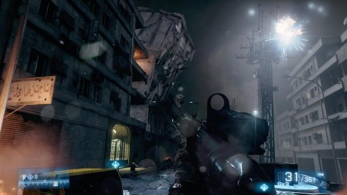 Battlefield 3 Single Player Screenshots