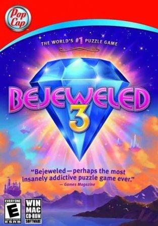 Pobierz grę Bejeweled 3 (demo download)