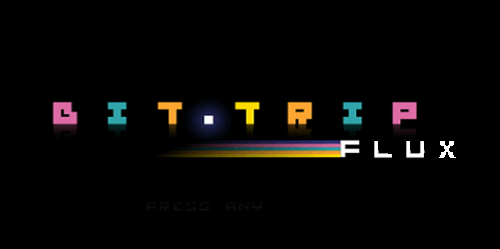 BIT.TRIP FLUX available as WiiWare right now