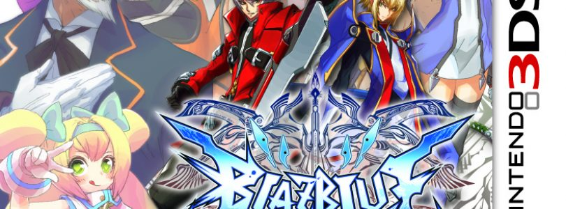 Blazblue: Continuum Shift II arrives on the PSP and 3DS May 31