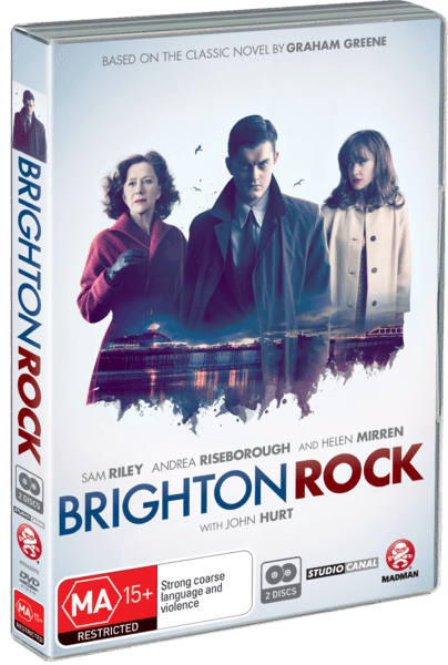 the brighton rock book review Sam riley as pinkie brown in the new film version of brighton rock, set in the 1960s photograph: ceverett collection / rex features it is the tension between the two faces of brighton – the .
