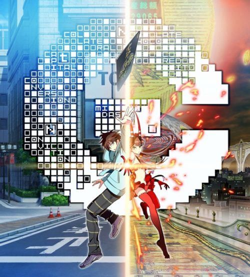 FUNimation acquires distribution rights for [C] Control The Money and Soul of Possibility