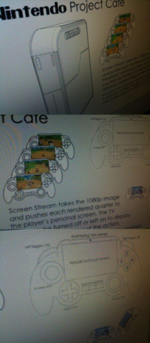 Wii 2 prototype leaked?