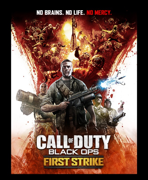 In conjunction with the new map pack for Call of Duty Black Ops,