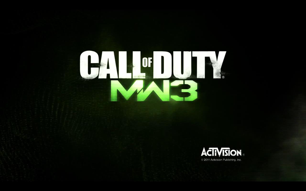 Modern Warfare 3 Timeline Presentation At E3 2011 Capsule Computers