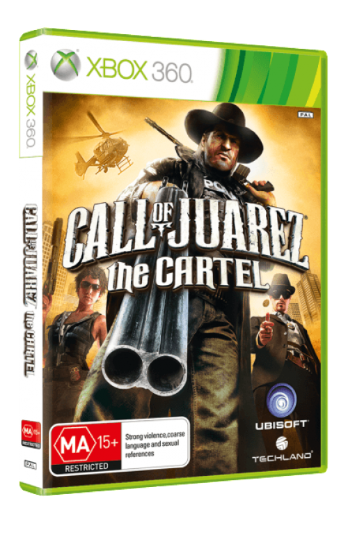 Driver: San Francisco and Call of Juarez: The Cartel Multiplayer Impressions