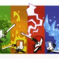 Castle Crashers on sale today only