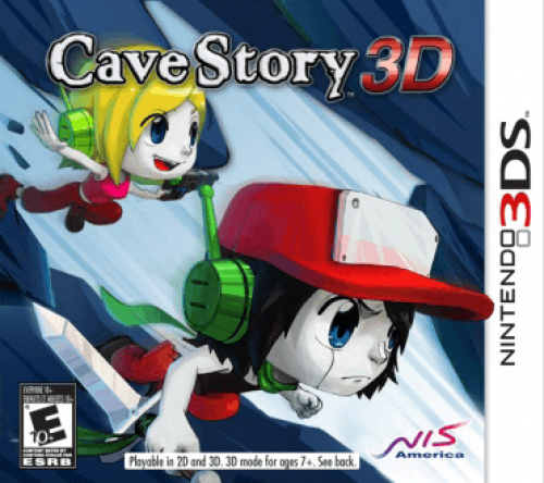 Cave Story 3D is getting released on August 9th