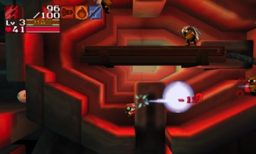 Cave Story 3D screenshots give us a better look at its gameplay
