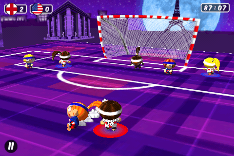 Chop Chop Soccer Iphone Ipod Ipad Preview Capsule