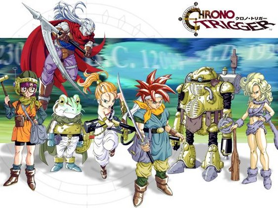 Chrono Trigger gets rated for the PS3 and PSP – Capsule