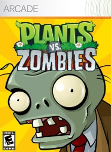 Plantas VS Zombies para Xbox 360 - Arcade Game